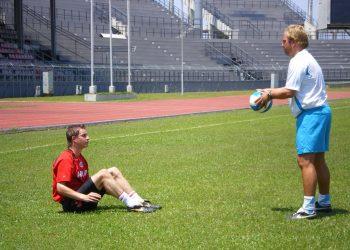 Sporttherapie door Ben Aarts